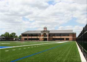 Athletic Building